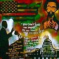Obama Vs. Cornel by Tony B Conscious