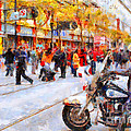 Occupy Sf Market Street . 7d9738 by Wingsdomain Art and Photography