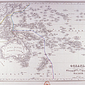 Oceania (australia, Polynesia, And Malaysia) by Fototeca Storica Nazionale