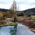 October's South Harpeth by Kay Sawyer