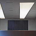 Office Ceiling by David Buffington