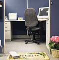 Office Cubicle by Andersen Ross