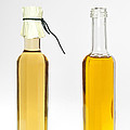 Oil And Vinegar Bottles by Matthias Hauser