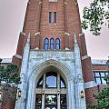 Oklahoma City University by Malania Hammer