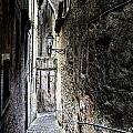 old alley in Italy by Joana Kruse