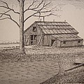 Old Barn2 by William Deering