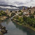 Old Bridge Of Mostar by Ayhan Altun