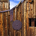 Old Building Bodie Ghost Town by Garry Gay