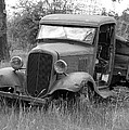 Old Chevy Truck by Steve McKinzie