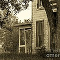 Old Country Porch by Joyce Kimble Smith