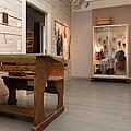 Old Desk In Museum by Jaak Nilson