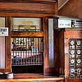 Old Fashion Post Office by Paul Ward