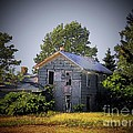 Old Home In Indiana by Joyce Kimble Smith