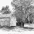 Old Quaker Meeting House by Granger