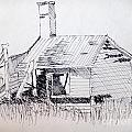 Old Shed by Rod Ismay