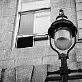 Old Sugg Gas Street Lights Converted To Run On Electric Lighting Aberdeen Scotland Uk by Joe Fox