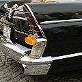 Old Volga Car by Odon Czintos