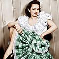 Olivia De Havilland, Ca. 1948 by Everett