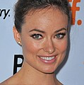 Olivia Wilde At Arrivals For Butter by Everett