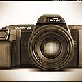 Olympus Om77af by Mike McGlothlen