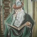 Omar Khayyam by Prasenjit Dhar