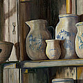 On The Shelf by Sheila Kinsey