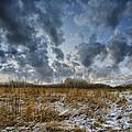 One Autumn Day by Vladimir Kholostykh