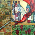 One Glass Too Many  by Debi Starr