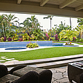 Open Air Luxury Patio by Inti St. Clair