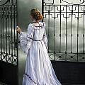 Open Gate by Joana Kruse