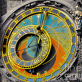 Orloj - Astronomical Clock - Prague by Christine Till