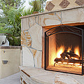 Outdoor Patio Living Space Residential by Bryan Mullennix