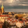 Overlook Prague by John Galbo