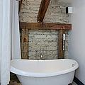 Pädaste Manor Bathtub by Jaak Nilson