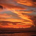 Pacific Sunset Costa Rica by Michelle Wiarda