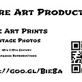 Padre Art Productions Qr Card by Padre Art