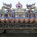 Pak Tai Temple Roof