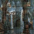 Palace Hall by Angel Jesus De la Fuente
