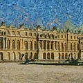 Palace Of Versailles by Aaron Stokes