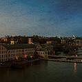 Panoramic Appleton Skyline by Joel Witmeyer