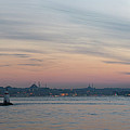 Panoramic View Of Maiden Tower by Doruk Photography