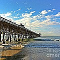 Paradise At The Pier by Traci Lehman