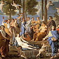 Parnassus, Apollo And The Muses, 1635 by Photo Researchers