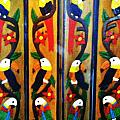 Parrots And Tucans  by Unique Consignment