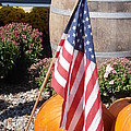 Patriotic Farm Stand by Kimberly Perry