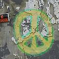Peace No Trespassing by Todd Sherlock