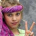 Peace Sign by Trudy Wilkerson