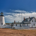 Pemaquid Point Lighthouse 4800 by Guy Whiteley