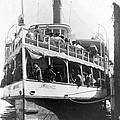 People Fleeing Galveston After Flood - September 1900 by International  Images