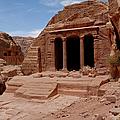 Petra's Garden Temple by Dan Wiklund